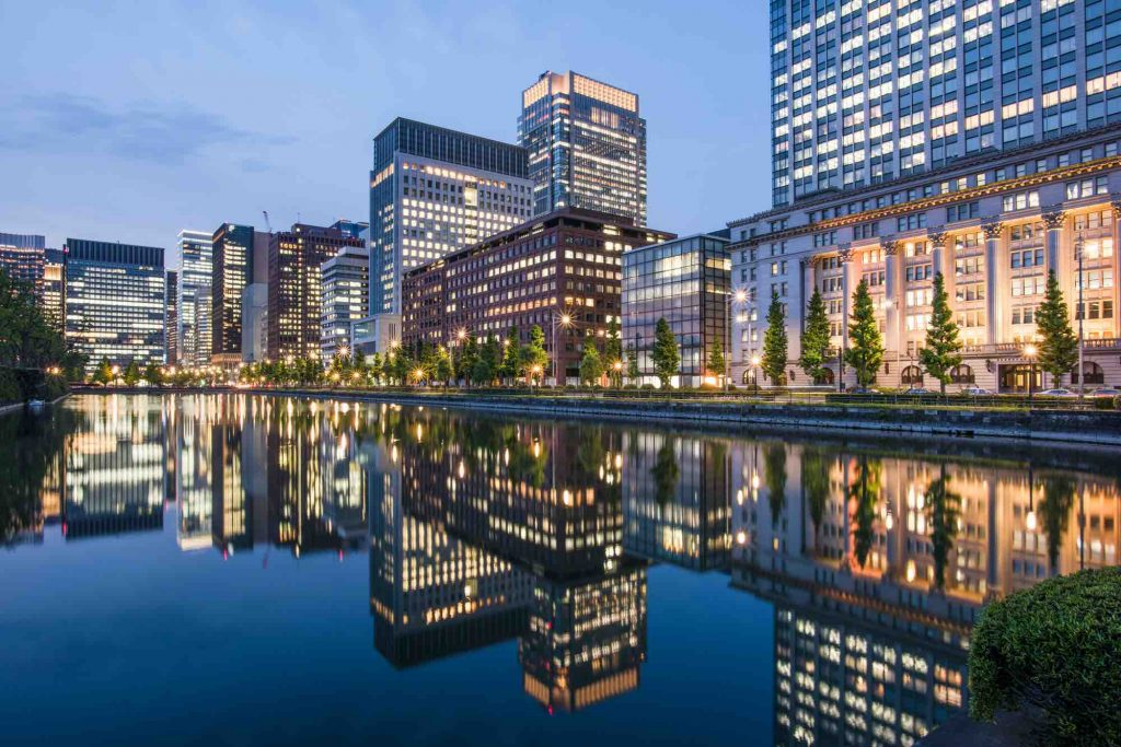 Real estate properties in Tokyo open for investment