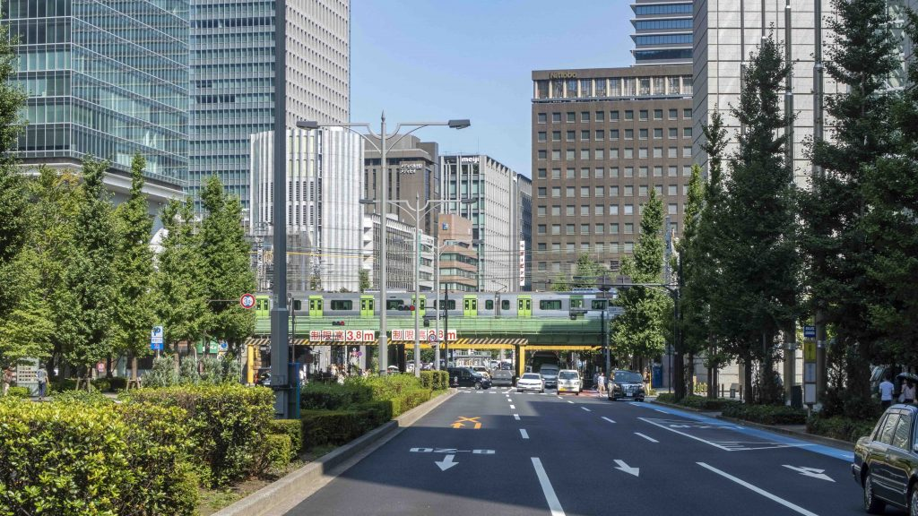 Real estate properties in Tokyo near Yamanote Line